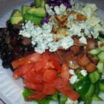 Chopped Salad use this one for sure
