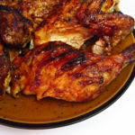 Grilled-BBQ-Whole-Chicken
