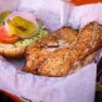 Tilapia-Sandwich
