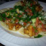 tacos on pita