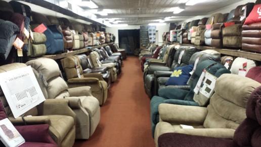 recliner-store-la-porte